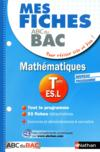 Livres - Mathmatiques ; terminale ES-L