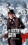The sixth gun t.1 ; de mes doigts morts