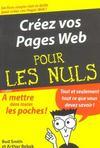 Creez vos pages web pour les nuls (3e édition)