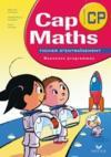 Cap Maths ; Cp ; Fichier D'Entraînement (Edition 2009)