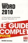 Word 2010 (2e édition)