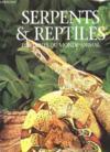 Serpents Et Reptiles