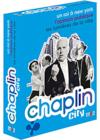 DVD &amp; Blu-ray - Coffret Chaplin &quot;city&quot; : Les Lumires De La Ville , L'Opinion Publique , Un Roi  New-York