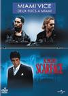 DVD &amp; Blu-ray - Coffret Polar, Mafia : Miami Vice , Scarface