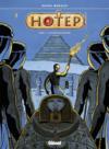 Hotep t.2 ; la gloire d'Alexandre