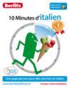 10 minutes d'italien ; niveau intermédiaire