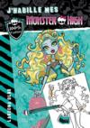 Livres - J'habille mes Monster High ; Lagoona Blue