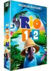 DVD & Blu-ray - Rio + Rio 2