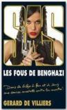 Livres - SAS t.191 ; les fous de Benghazi