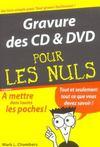 Gravures Cd Et Dvd Pour Les Nuls