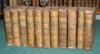 Principes du Droit françois, suivant les Maximes de Bretagne. 11 volumes.