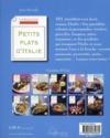 Livres - Petits plats d'Italie