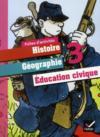Histoire-géographie-éducation civique ; 3ème ; fiches d'activités (édition 2012)