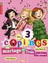 Les 3 copines t.12 ; un mariage et trois copines !