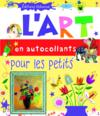L'art en autocollants pour les petits