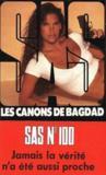 Livres - SAS t.100 ; les canons de Bagdad