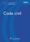 Livres - Code civil (édition 2013)