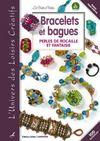 Bracelets Et Bagues-Perles De Rocaille Et Fantaisie