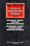 Cours De Morphologie Generale -03