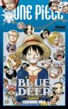Livres - One piece ; blue deep