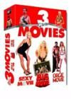 DVD & Blu-ray - Crazy Movies - Coffret 3 Dvd