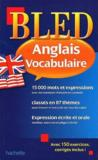 Livres - Vocabulaire anglais