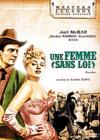 DVD &amp; Blu-ray - Une Femme Sans Loi
