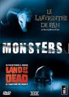 DVD & Blu-ray - Coffret Monsters : Le Labyrinthe De Pan , Land Of The Dead