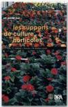 Les supports de culture horicoles