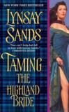 Livres - Taming the highland bride