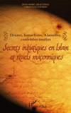 Druzes, ismaéliens, alaouites, confréries soufies ; secrets initiatiques en Islam et rituels maçonniques