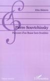 Pierre Souvtchinsky, parcours d'un russe hors frontière