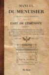 Manuel du menuisier ; l'art de l'ébéniste