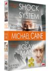 DVD & Blu-ray - Coffret Michael Caine : A Shock To The System + The Jigsaw Man