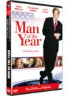 DVD & Blu-ray - Man Of The Year