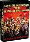 DVD & Blu-ray - Trilogie Des Morts Vivants