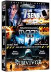 DVD & Blu-ray - Science-Fiction - Coffret 3 Films : Prémonition + Moon 44 + Le Survivant D'Un Monde Parallèle