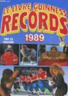 Guiness Des Records 1989