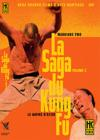 DVD & Blu-ray - La Saga Du Kung Fu Volume 2 : Le Moines D'Acier + Warriors Two