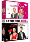 DVD & Blu-ray - Coffret Katherine Heigl : Working Love + L'Abominable Vérité