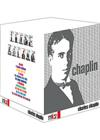 DVD & Blu-ray - Chaplin - Coffret - 10 Films / 8 Courts Métrages