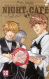 Livres - Night café - my sweet knights t.1