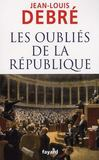 Livres - Les oublis de la Rpublique
