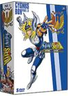 DVD & Blu-ray - Saint Seiya - Les Chevaliers Du Zodiaque - Intégrale Collector (Version Non Censurée) - Cygnus Box Part. 3