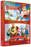DVD &amp; Blu-ray - La Vritable Histoire Du Petit Chaperon Rouge + La Vengeance Du Petit Chaperon Rouge