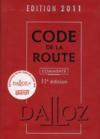 Code de la route 2011, commente (11e edition)