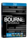 DVD &amp; Blu-ray - Jason Bourne - L'Intgrale Des 4 Films : La Mmoire Dans La Peau + La Mort Dans La Peau + La Vengeance Dans La Peau + Jason Bourne : L'Hritage