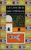 Le livre de la paix interieure