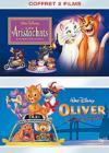DVD &amp; Blu-ray - Les Aristochats + Oliver &amp; Compagnie
