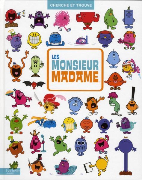Monsieur madame livre - Collection livre monsieur madame ...
